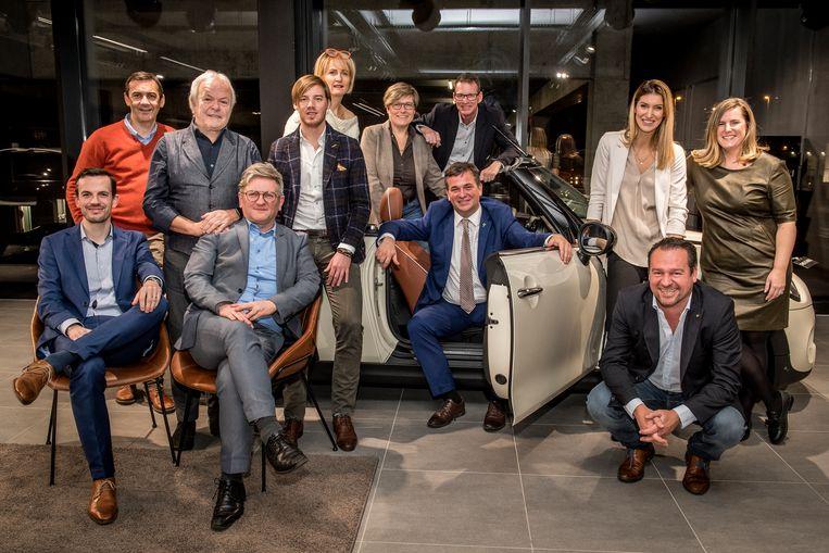 Het Awardscomité is klaar voor de 22ste editie van de Roeselare Awards.