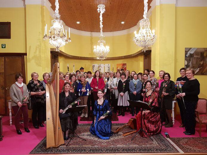 Klassiek in de Kapel kende voor de coronacrisis al heel wat succesvolle optredens, zoals deze.