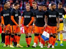 Met een T-shirt voor het Nederlands Elftal verbeteren we geen mensenrechten
