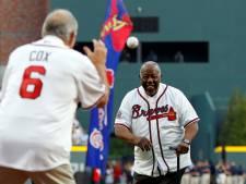 Honkballegende Hank Aaron overleden