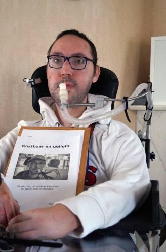 """Duchennepatiënt Matthias Velghe stilletjes gestorven: """"Het is een troost dat hij elke druppel uit het leven geperst heeft"""""""