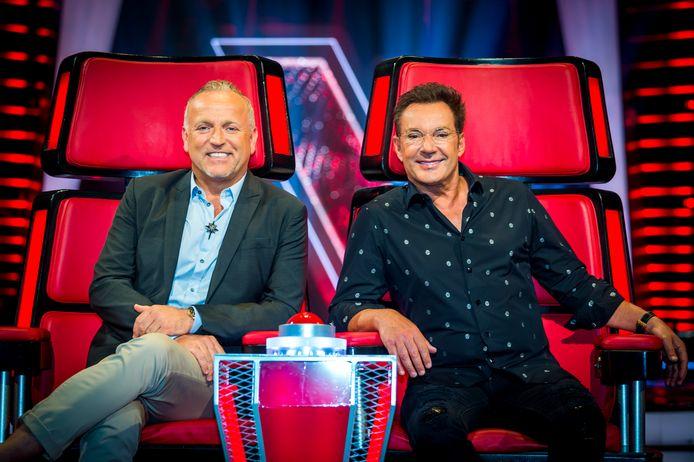 Gerard Joling en Gordon vormden jarenlang een tv-duo.