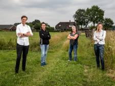 Bewoners buitengebied Wijhe overrompeld door zonneparkplannen: 'Als ze er liggen, kan je niet meer terug'