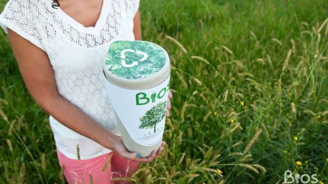 Ecologist tot in de kist: met deze urne groei je na je dood uit tot een boom
