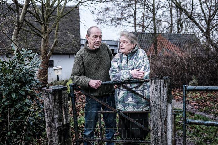 André en Rianne Hofman.