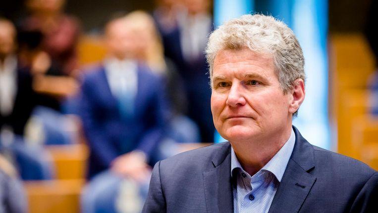 PvdA-Kamerlid William Moorlag Beeld anp