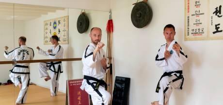 Taekwondo heeft steeds minder geheimen voor Willem en Paul: 'Hoe meer je geeft, hoe meer je terugkrijgt'