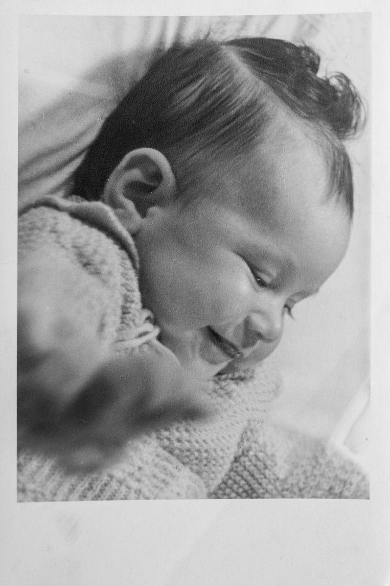 Rosette Groen – drie maanden. Beeld Privéarchief