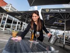 Eerste terrasdag wordt aangenaam zonnig: 'Een graadje minder zal niemand erg vinden'