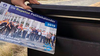 """Politie stopt met jaarlijkse kalender: """"Budget gebruiken voor andere doeleinden"""""""