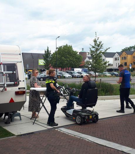 Pal in door drugsoverlast geteisterde Van Lochemstraat richten politie en gemeente Enschede meldpunt in