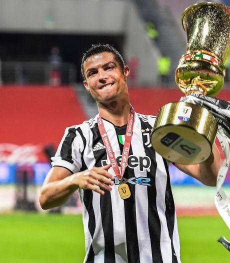 Juventus brengt ode aan Cristiano Ronaldo en maakt transfersom bekend