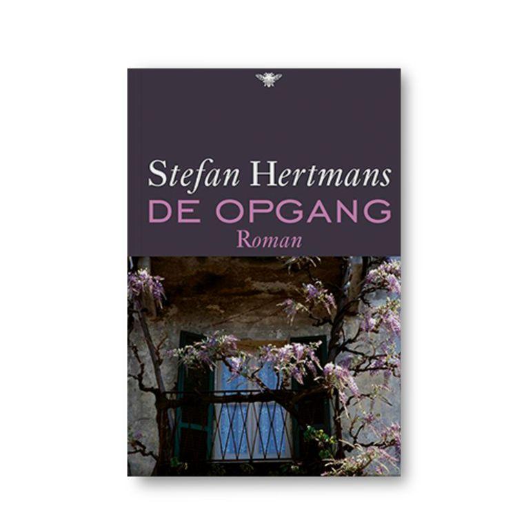 De opgang - Stefan Hertmans Beeld Uitgeverij De Bij