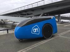 Albert Heijn wil bezorgrobot testen op High Tech Campus Eindhoven