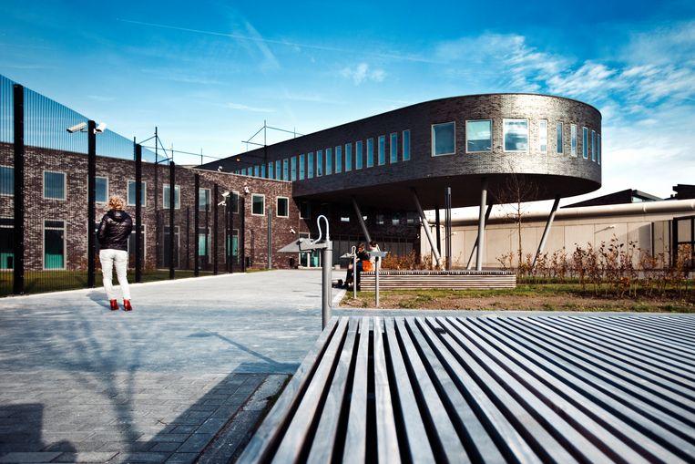 Een Forensisch Psychiatrisch Centrum in Gent. Beeld Jonas Lampens