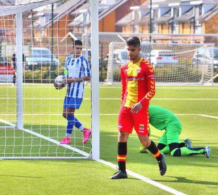 Faisal Rostami Toryalai speelde in het verleden onder meer bij Go Ahead Eagles.