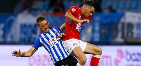 FC Eindhoven gelukkigste met gelijkspel in derby: Helmond Sport ondanks drie afwezigen beter