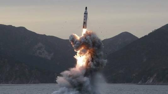 Noord-Korea voerde de afgelopen maanden verschillende rakettesten uit.