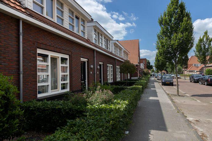 De Keldermansstraat.