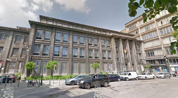 La Mosa Ballet School s'installera dans l'ancienne Banque Nationale de Belgique.