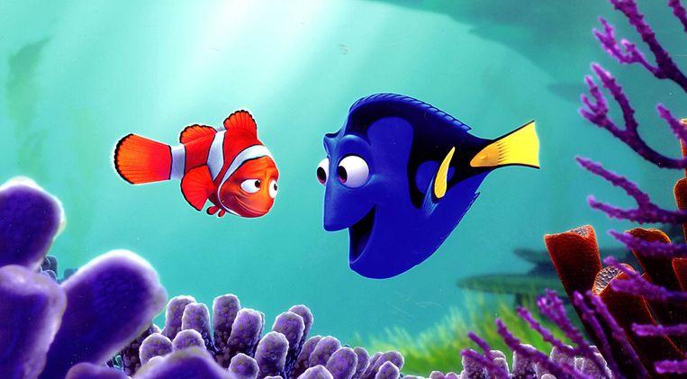 'Finding Nemo' was een absoluut kassucces.