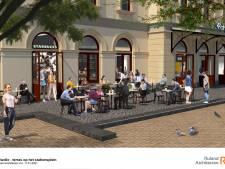 Amerikaans koffiehuis Starbucks krijgt prominente plek op station Zwolle