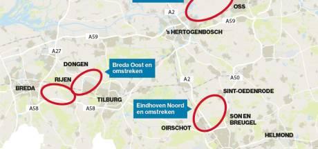 Een nieuwe stad ter grootte van Oss, waar bouw je die?