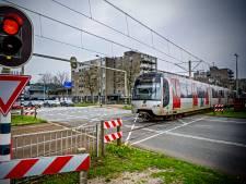 Metro's Rotterdam reden uur niet door stroomstoring