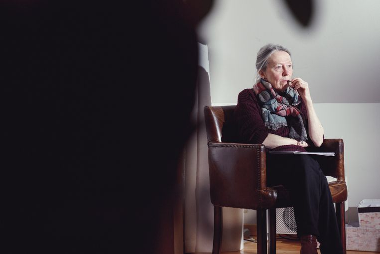 Lieve Thienpont. 'De grote winst na het proces is dat het nu voor iedereen duidelijk is dat de euthanasiewet zoals die er ligt moet worden omgevormd.'  Beeld © Stefaan Temmerman