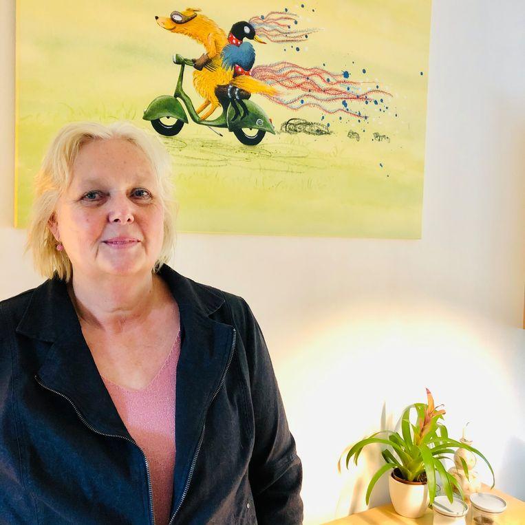 Wilma de Mooij Beeld Margriet Oostveen
