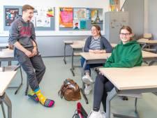 Laatste lesdag eindexamenleerlingen: 'Ik had graag op een andere manier afscheid genomen'