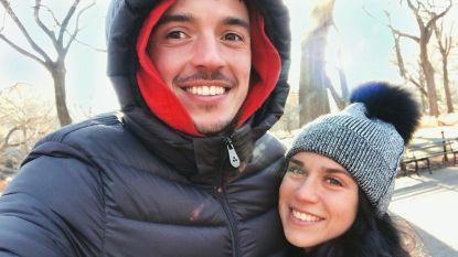 """AA Gent-doelman Yannick Thoelen en vriendin Kim verliezen te vroeg geboren dochtertje: """"De twee uren met Lia waren de mooiste van ons leven"""""""