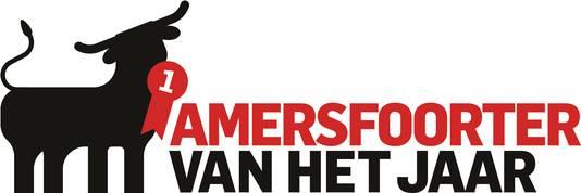 Amersfoort, logo Amersfoorter van het Jaar