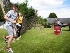 Beuningse jeugd organiseert zijn eigen feestje: lasergamen!