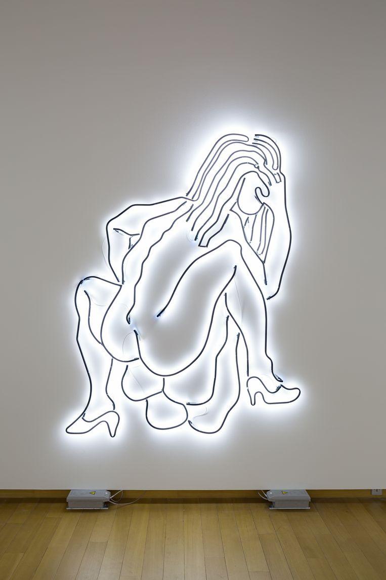 Carlos Amorales, 'Peep Show' (2019). Beeld Peter Tijhuis / Stedelijk Museum Amsterdam