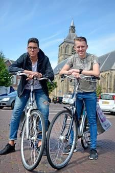 Kranten bezorgen in Oldenzaal: 'alleen maar voordelen'