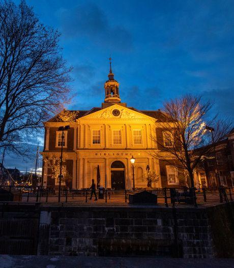 Bibliotheek Schiedam in december tot 20.00 uur open