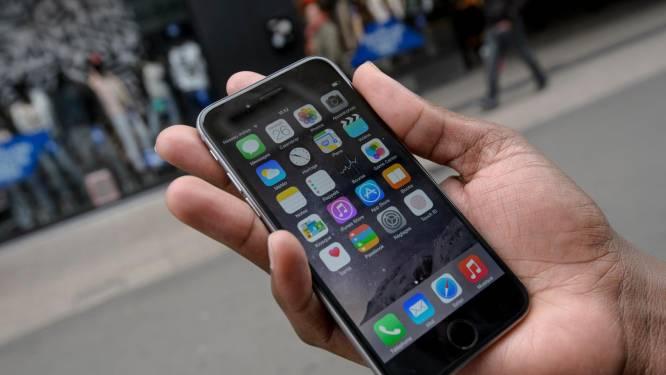 """Europese groepsvordering van ook Test Aankoop tegen Apple: """"iPhones bewust trager gemaakt"""""""