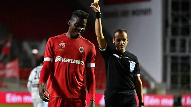 """Frank Boya (Antwerp) bekroont eerste basisplaats met fraaie assist: """"Een ingeving van het moment"""""""