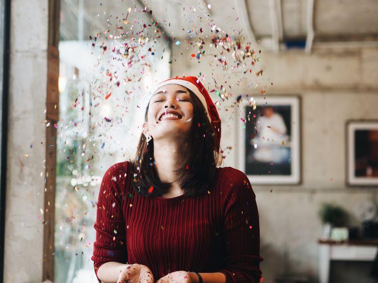Sterrenbeelden verheugen zich op feestdagen Beeld Getty Images