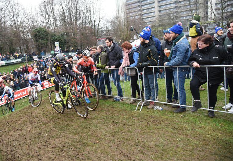 Cyclocross Brussel VUB-ULB