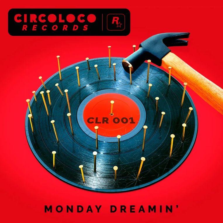 De hoes van de eerste elpee van Circoloco Records. Beeld Circoloco