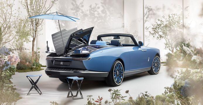 Rolls-Royce Boat Tail.