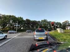 Files bij Doesburg vanwege afsluiten Rivierweg: 'Qua drukte weer op het pre-Corona niveau'