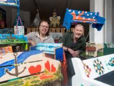 Cadeautje van het Creatief Platform: een kunstbank voor de Tielse binnenstad