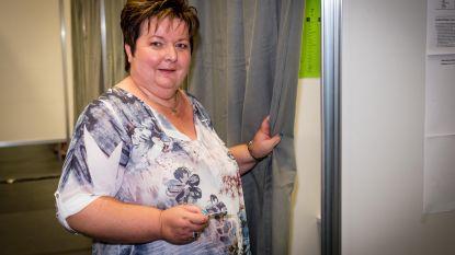 Karin Derua ontfutselt Baert burgemeesterssjerp