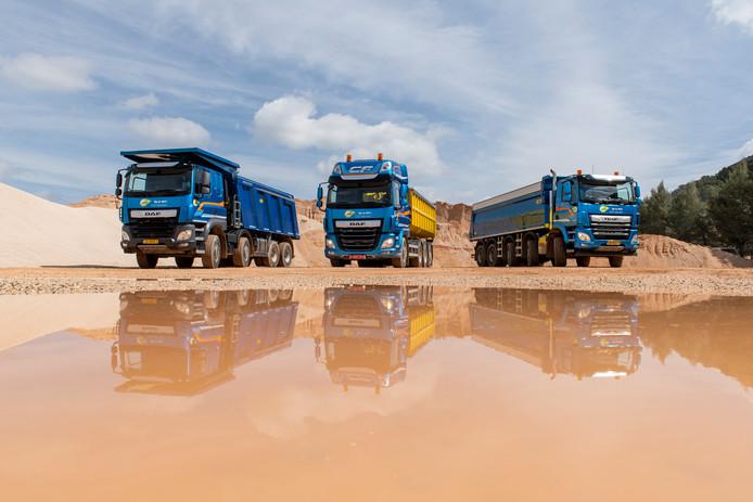 DAF breidt zijn leveringsprogramma voor voertuigen voor de bouw uit.