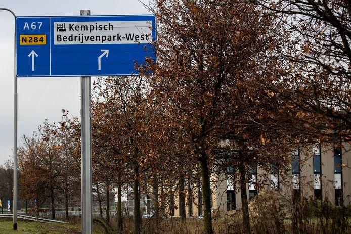 Op het Kempisch Bedrijvenpark moet een gezamenlijke milieustraat voor inwoners uit de gemeente Bladel, Eersel en Reusel-De Mierden komen.