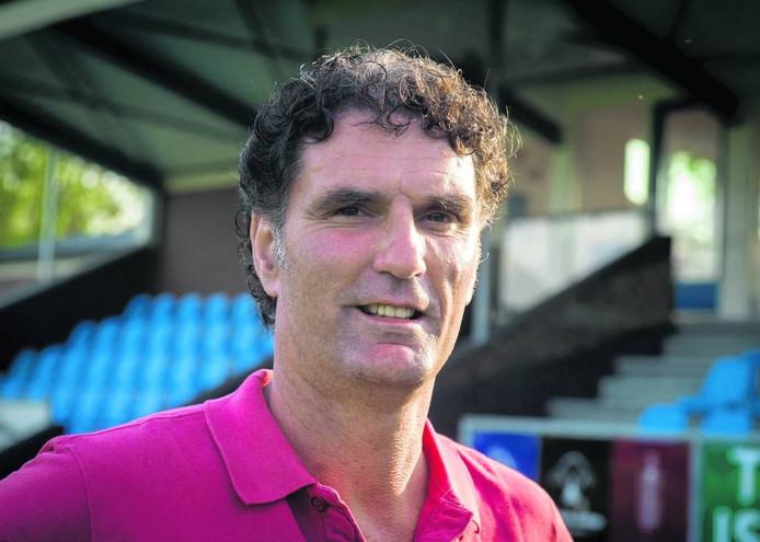 Trainer Adriaan Nieuwenhuijse.