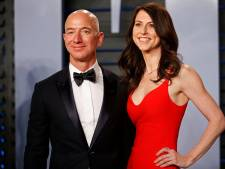 Jeff Bezos blijft rijkste man ter wereld na scheiding